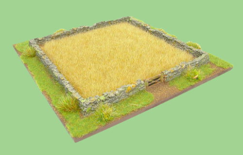 6mm Dry Stone Wall set